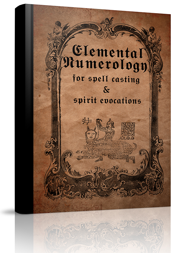 Elemental Numerology for Spell Castings and Spirit